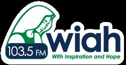 103.5FM WIAH Logo